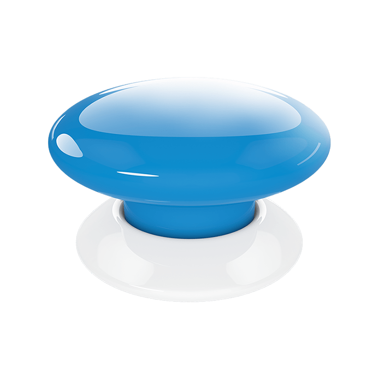 Fibaro FGPB-101-6 - The Button - Blue