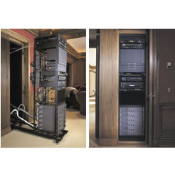 Middle Atlantic AXS-35 - AXS Pull-Out Rackmount System - 35 Rack Spaces<font color=#CC0000><b> MAP</b></font>