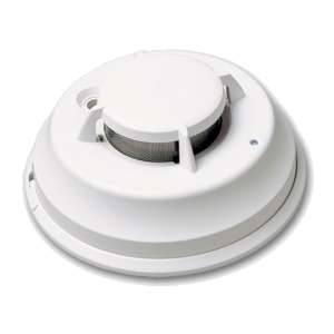 DSC FSA-410BS - 4-Wire Photoelectric Smoke Detector w/Sounder