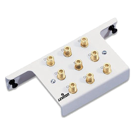 Leviton 47690-8C2 - 1x8 Passive Video Splitter Module - 2GHz