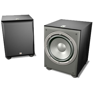"Leviton AESUB-12 - JBL 12"" 250W Powered Subwoofer - Black"