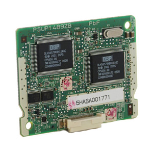 Panasonic KXTA82492 - 24 Mailbox/60 Minute Built-In Voice Mail Card
